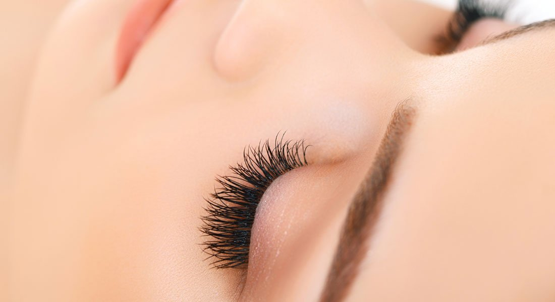 Get your eyelash extensions done by Purty Day Spa, Yorba Linda, California